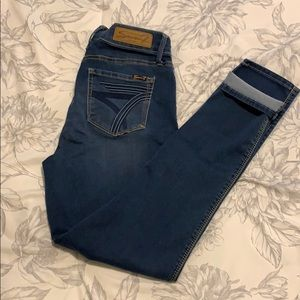 Seven7 High Rise Skinny Jeans